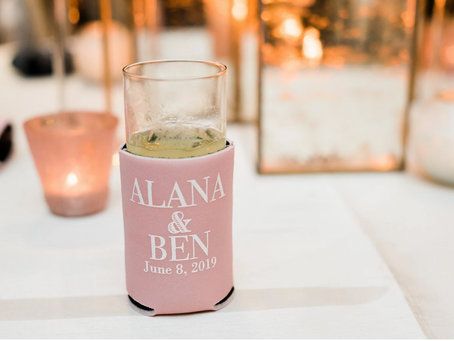 A Guide to Fun Wedding Favors