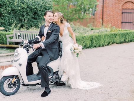 Romantic Tuscan-Inspired Styled Wedding Shoot