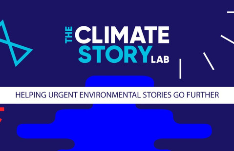 Climate Story Lab (Moderation)