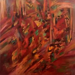 Otoño abstracto II