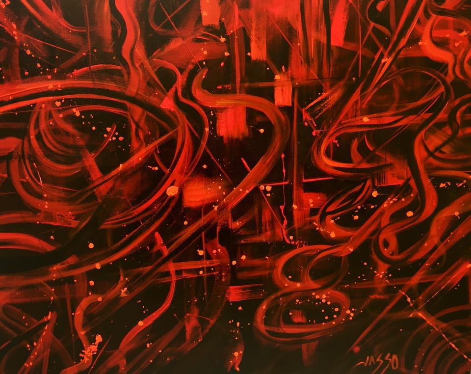 Destellos Rojos