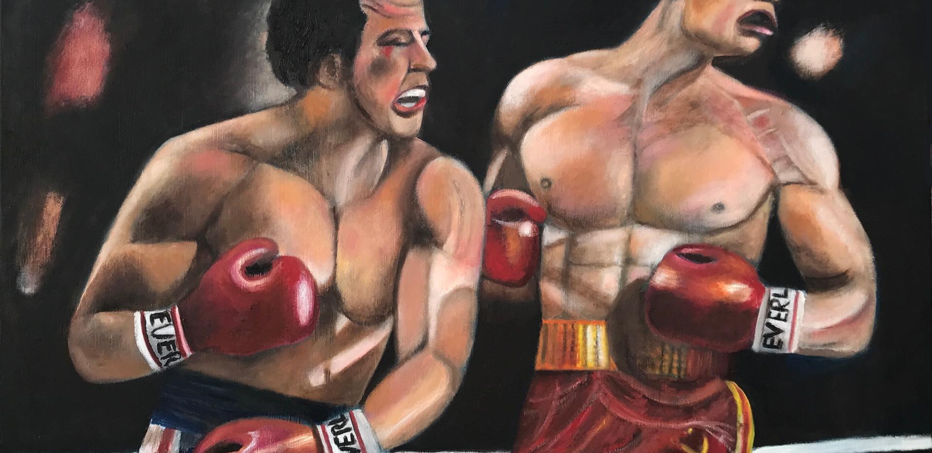 Homenaje a Rocky