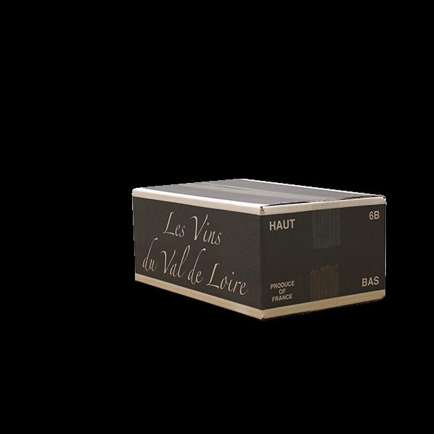 Carton 6B 3x2 val de loire gris