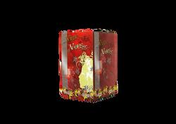 Vigne vin et vous rosé foncé 5 L