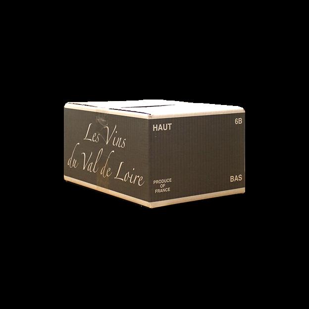 Carton 6B 3x2 rabats rentrant val de loi