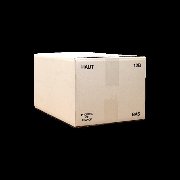 Carton 12B 3x4 neutre