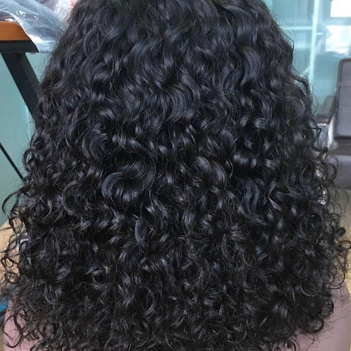GLUELESS  FULL LACE FRONTAL WIG