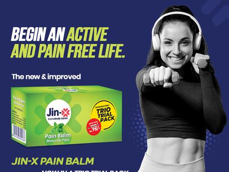 JIN-X Pain Balm