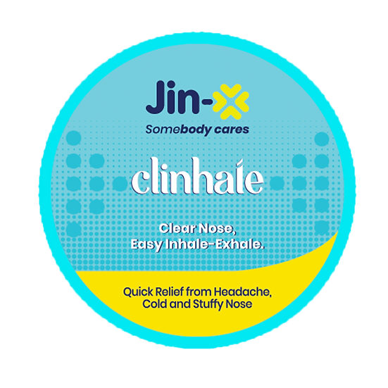 Jin-X Clinhale Rub 10gm
