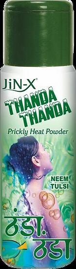 Thanda Thanda Prickly Heat Powder Neem Tulsi