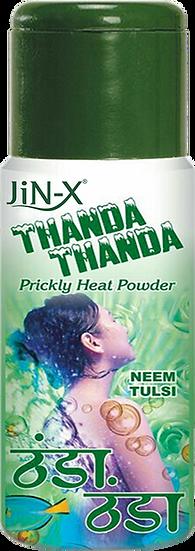Thanda Thanda Prickly Heat Powder Neem Tulsi 75gm