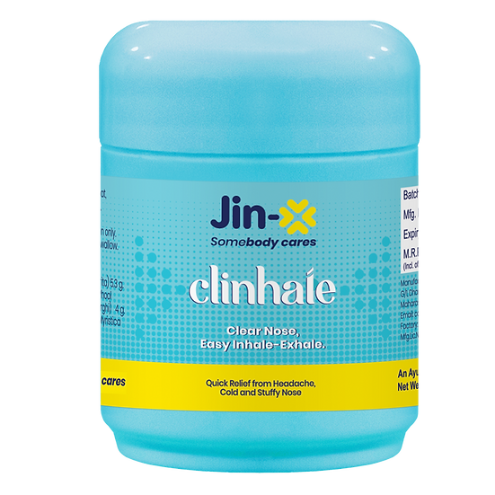 Jin-X Clinhale Rub 25gm