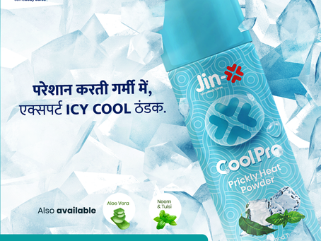 Ghamoriyo Ko Bhool Jao, Garmi ka Lutf Uthao!! Only with India's favorite prickly heat powder, #CoolP