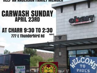 Car Wash Sunday