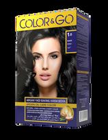 Color & Go Hair Dye Kit