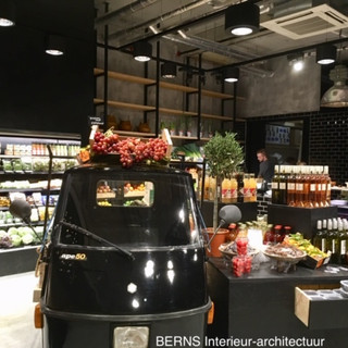 RAUW, eigentijdse traiteurwinkel Arnhem