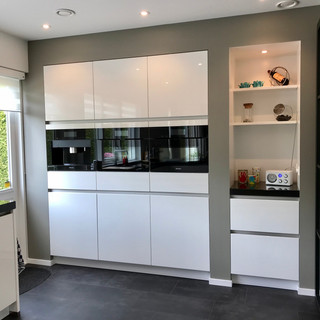Ontwerp verbouw interieur keuken