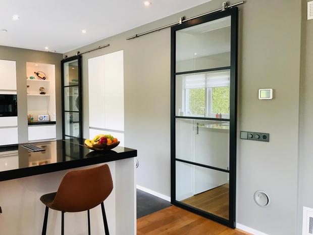Ontwerp verbouw interieur keuken, Arnhem