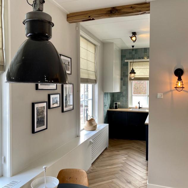 """Ontwerp interieur appartement ''Oude Smederij"""""""