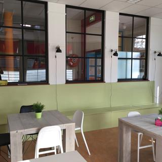 Ontwerp multifunctionele ruimte Kindcentrum, Elst