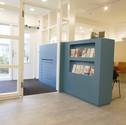 Ontwerp verbouw en interieur Fysiopraktijk Arnhem