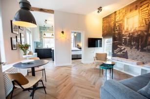 Interieurontwerp appartement Almen