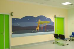 Pediatry Ward Waiting Area