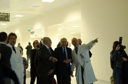 Launch: Mayor of Milan visiting
