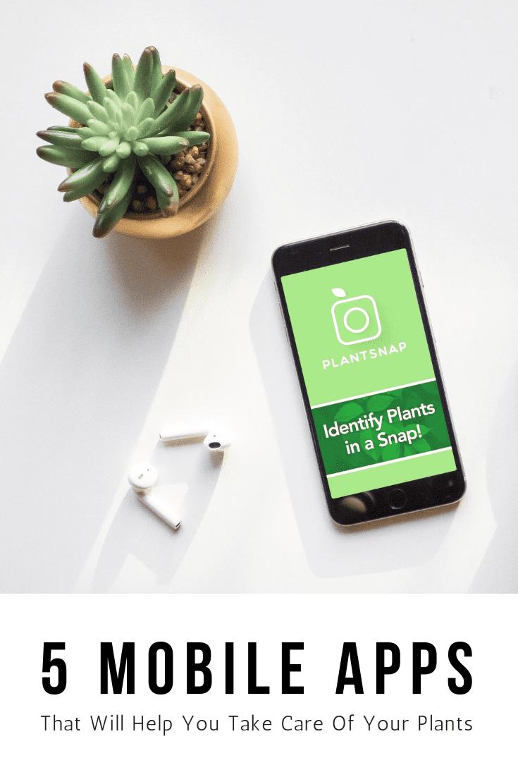 Houseplants Mobile Apps Smartphone