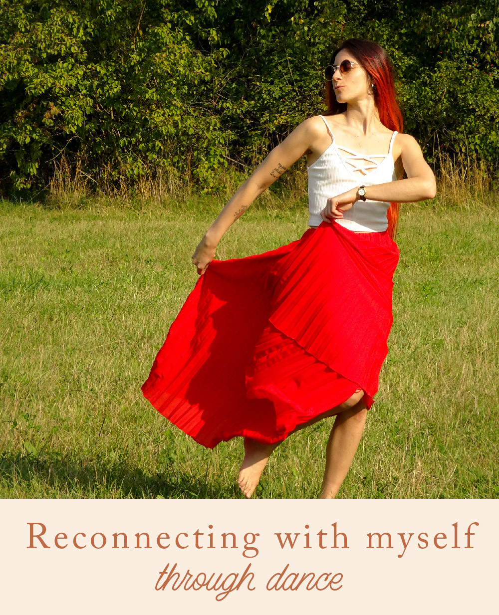 Dance Is Medicine: Reconnecting with Myself Through Dancing