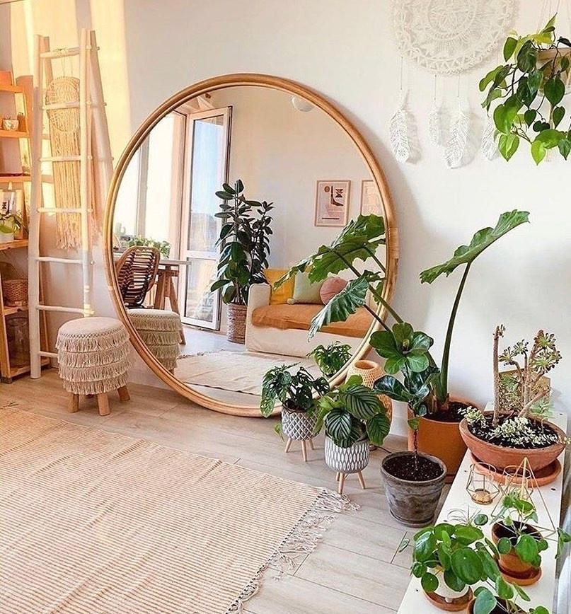 Interior Design Ideas To Make You Happier At Home Mirror Decor
