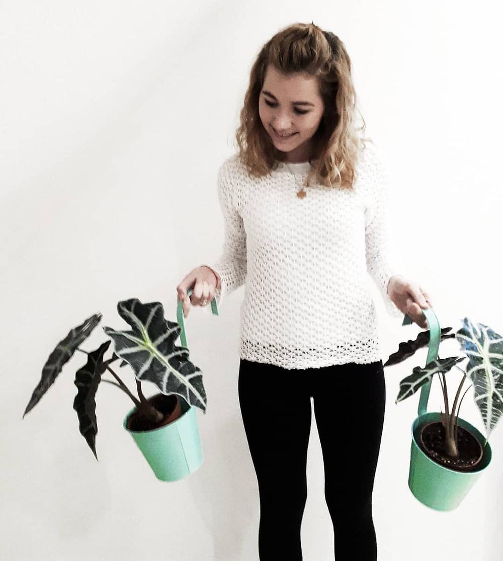 Plant Whisperers Plant Lovers Kristina fugusurban