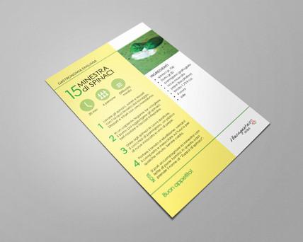 Recipe Flyer