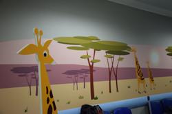 Giraffe Story - Savannah