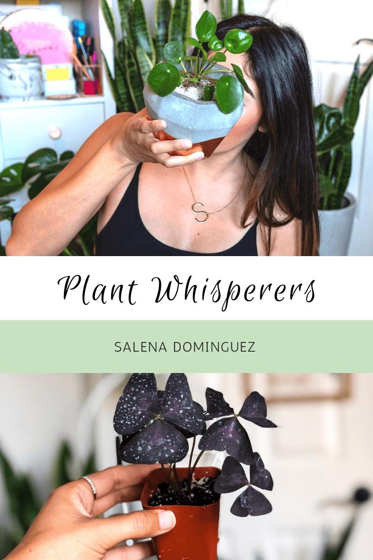 Plant Whisperers: Salena Dominguez