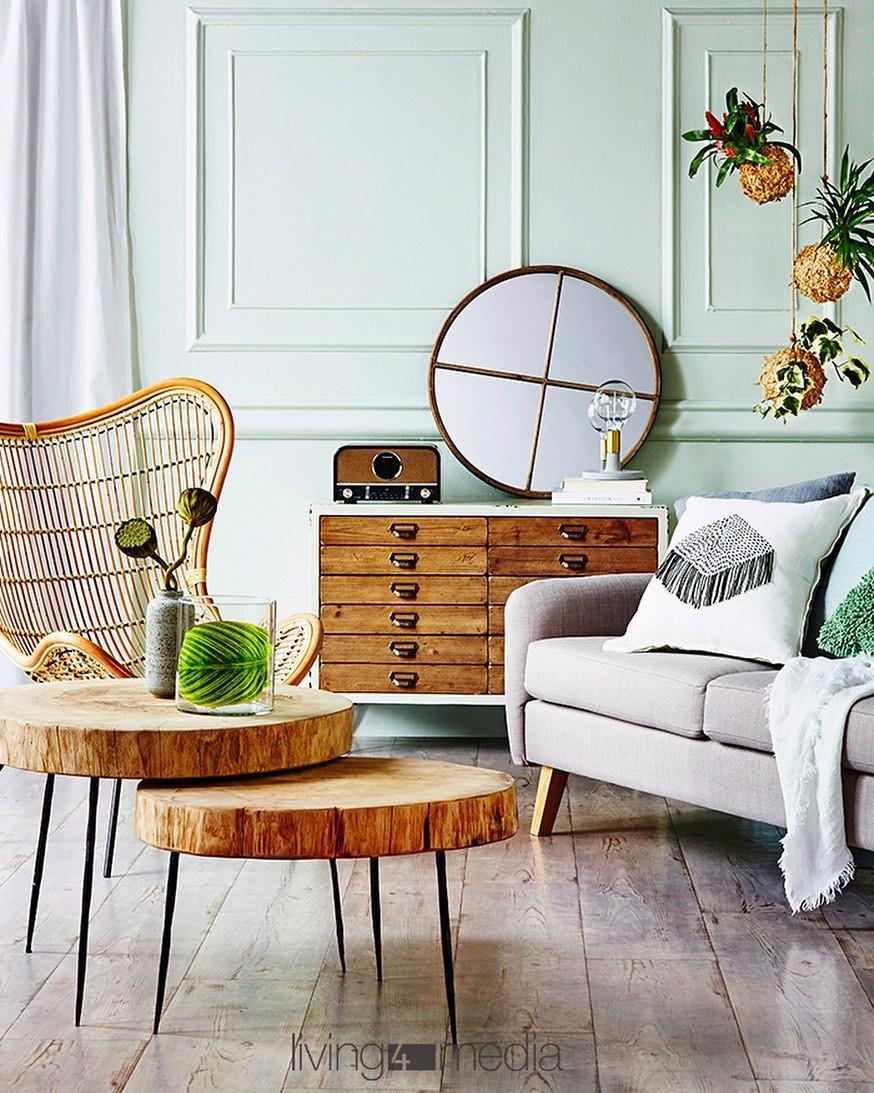 Interior Design Ideas To Make You Happier At Home Round Furniture
