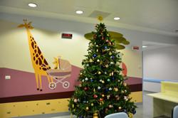 Pediatry Ward Reception Area