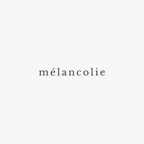 Melancolie.com