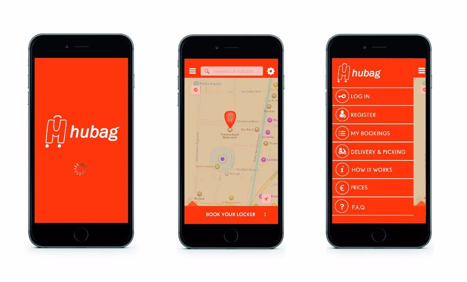 Hubag Mobile App