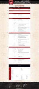 HBC Schedule