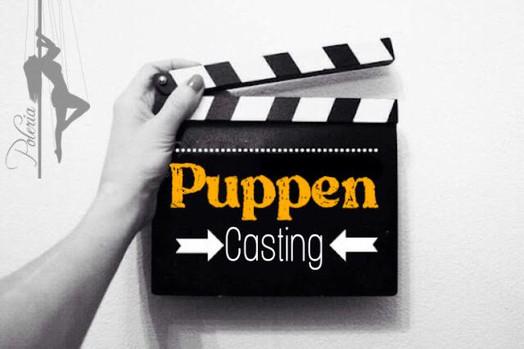 Puppen-Casting