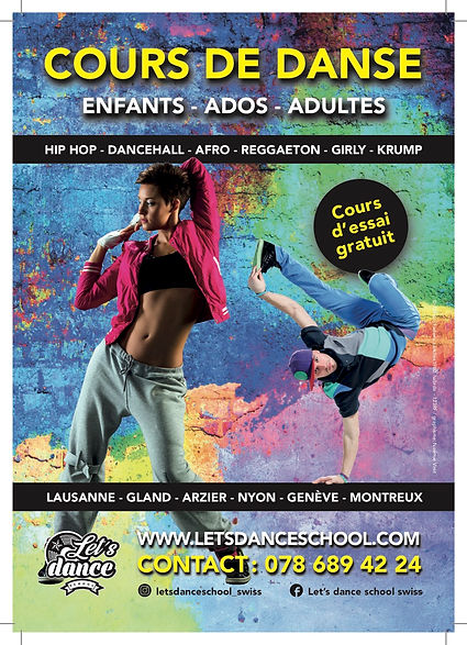 danse adultes