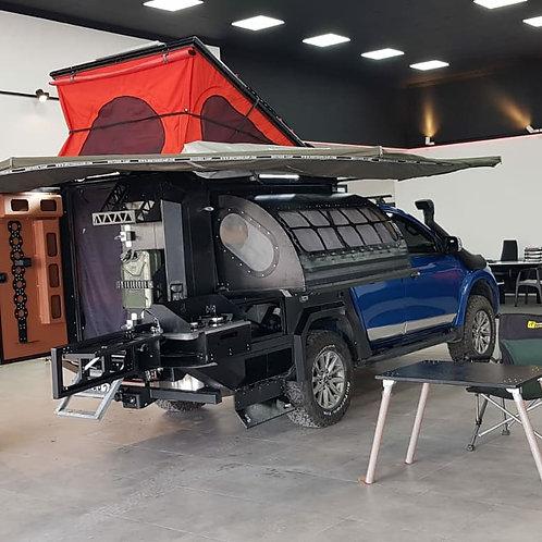 Wohnkabine Joy2go Pickup Caravan