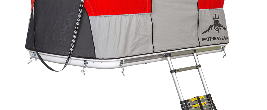 Dachzelt Easy360 130x210cm - 2 Personen