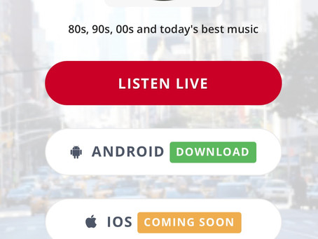 Listen to my Music on Radio New York Live