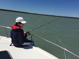 Fishing in the Great Lakes
