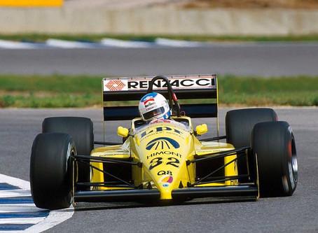 Equipas falhadas: #6: Scuderia Coloni - quando o Mateus Rosé foi à Fórmula1
