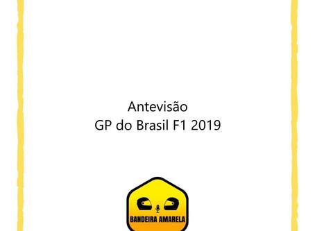 Antevisão GP do Brasil 2019