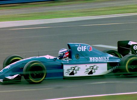 Astros alinhados, vence pela única vez Olivier Panis e pela última a Ligier