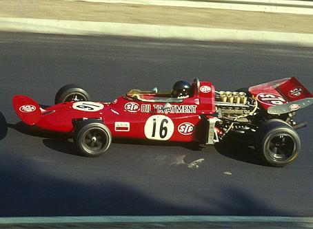 McLaren M7D e M14D pelas mãos de Andrea Adamich
